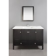 "Chelsea 48"" Single Bathroom Vanity Set"
