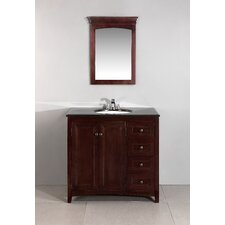 "Yorkville 36"" Single Bathroom Vanity Set"