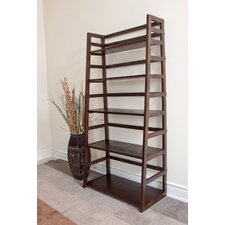<strong>Simpli Home</strong> Acadian Ladder Shelf