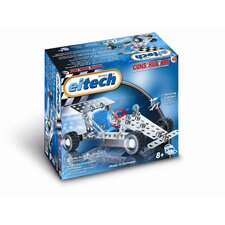 Basic Mini Race Car Construction Set