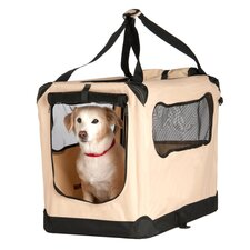 Abode Soft Dog Crate