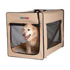 Chateau Soft Dog Crate