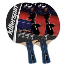 Jet Table Tennis Racket (Set of 2)