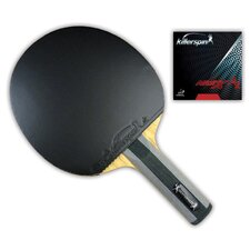 <strong>Killerspin</strong> RTG Diamond TC Premium Flared Table Tennis Paddle