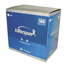 <strong>Killerspin</strong> 2 - Star Table Tennis Ball in White (144- Pack)