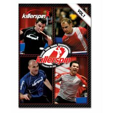 2006 Arnold Table Tennis Championships DVD Vol.1