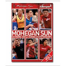 Table Tennis Mohegan Sun Championships DVD Vol.1