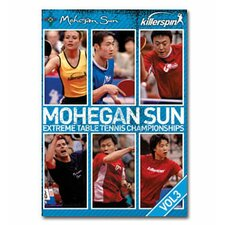 Table Tennis Mohegan Sun Championships DVD Vol.3