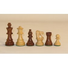 Small Sheesham Lardy Chessmen
