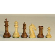 Sheesham Camelot Chessmen