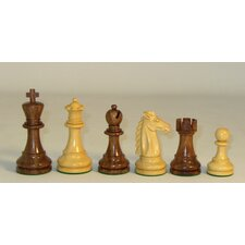 Mustang Sheesham Chessmen