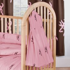 Buckmark Crib Diaper Stacker