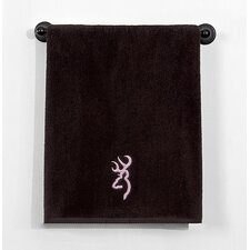Buckmark Bath Towel