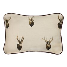 Whitetails Oblong Pillow