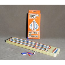 Folding Travel Cribbage