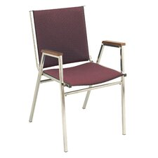 """1"""" Seat Stacking Chair"""