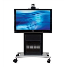 "Rolling LCD/Plasma Stand for 40"" to 62"" Screens"