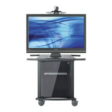 "Corporate Video Conferencing Stand for 32""-46"" Screens"