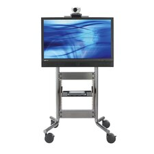 "Executive Video Conferencing Stand for 37""-70"" Screens"