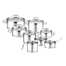 Home Profi 8 Piece Cookware Set