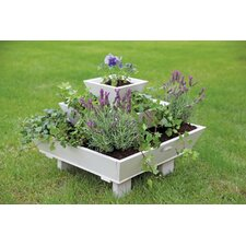 Pyramid Flower Pot Planter