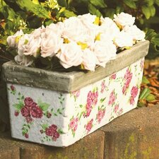 Rectangle Rose Planter