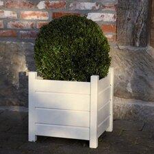 2 Piece Square Pot Planter Set
