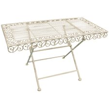 Old Rectory Rectangular Steel Coffee Table