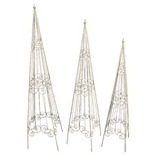Old Rectory Obelisk (Set of 3)