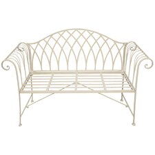 Old Rectory Steel Bench