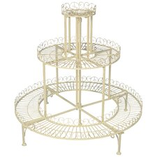 Old Rectory Round Etagere