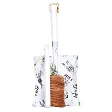 Herb Dustpan and Brush