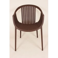 <strong>Control Brand</strong> Astrid Staking Dining Arm Chair