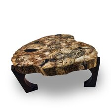 Good Form Petrified Coffee Table