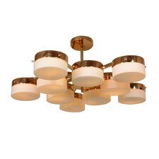 Multiplex 10 Light Pendant