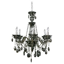 <strong>Control Brand</strong> Octopussy 6 Light Chandelier