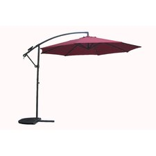 10' Offset Solar Umbrella