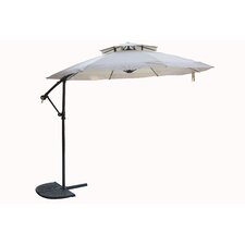 10.8' Offset Market Umbrella