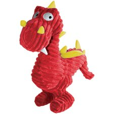 Corduroy Dragon Dog Toy