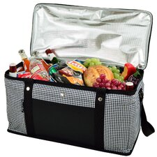 Houndstooth Large Trunk Cooler