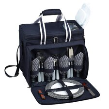 <strong>Picnic At Ascot</strong> Bold Picnic Cooler for Four