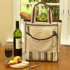 <strong>Picnic At Ascot</strong> Santa Cruz Triple Wine Carrier