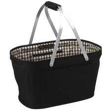 London Collapsible Market Shopping Tote