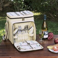 <strong>Picnic At Ascot</strong> Santa Cruz Picnic Cooler for Two