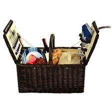 <strong>Picnic At Ascot</strong> Surrey Picnic Basket for Two
