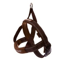 Quick-Fit Harness in Chocolate