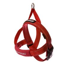 Quick-Fit Harness in Red