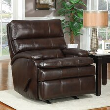 <strong>At Home Designs</strong> Belmont Leather Recliner