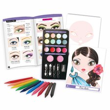 Make-Up Artist Sketch Set