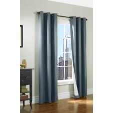Prelude Insulated Grommet Energy Efficient Curtain Single Panel